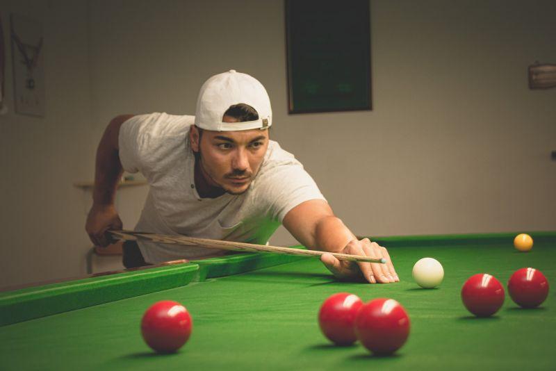 Jak se hraje kulečník 3. – snooker