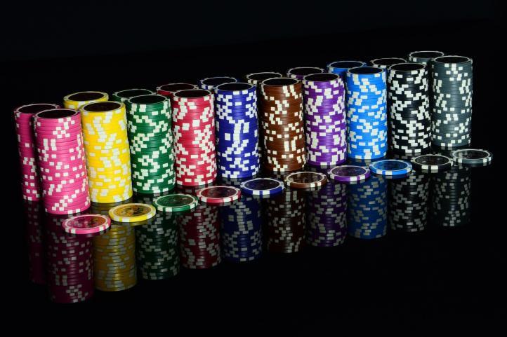 Kusový žeton design Ultimate Hodnota 1000 - 50 ks