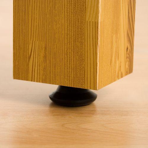 Stolní fotbálek Glasgow, 121 x 101 x 79 cm, buk